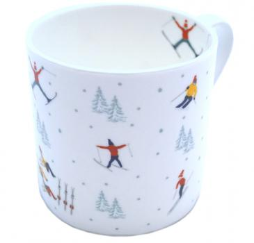 Sophie Allport 425ml Becher, Skiing