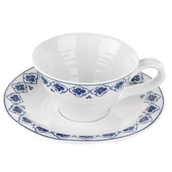 Sophie Conran for Portmeirion Teetasse & Untertasse Eliza